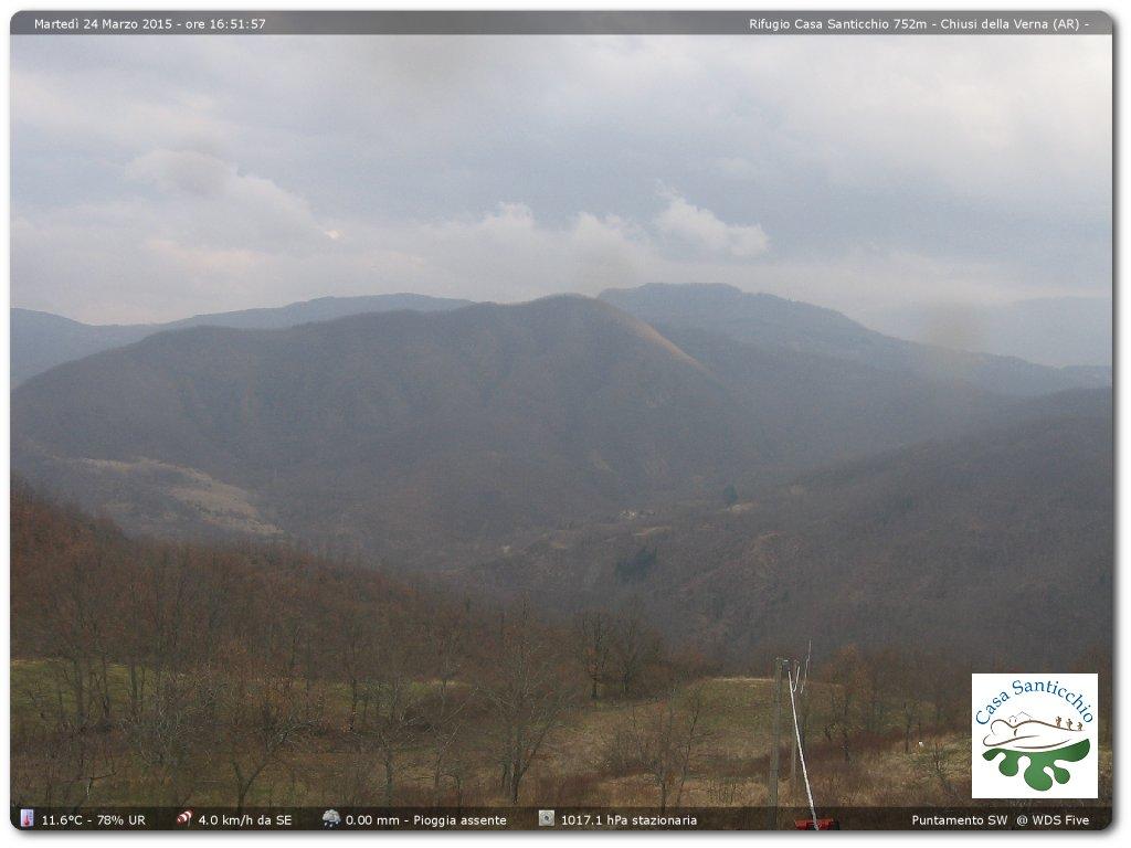 Webcam Chiusi della Verna