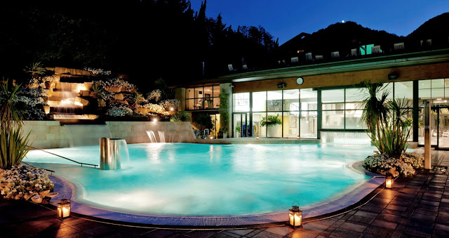 The Thermal Baths of Bagno di Romagna - Santicchio