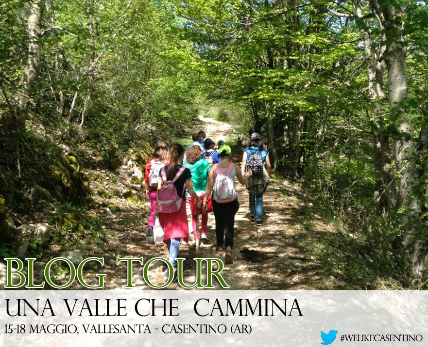 Blogtour una valle che cammina