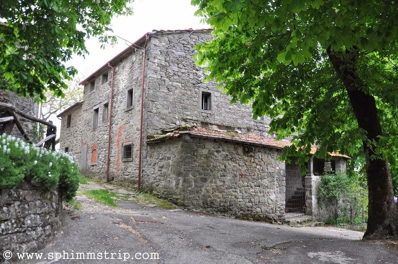 Frassineta - Arezzo - Toscana - Italia - #welikecasentino